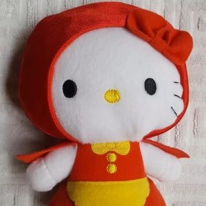 2012 Hello Kitty McDonalds Little Red Riding Hood